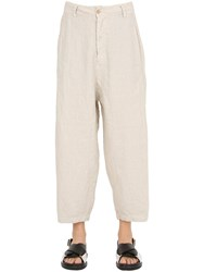 Transit Wide Linen Pants