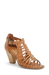 Paul Green 'Christy' Leather Sandal Women Cuoio Leather