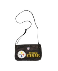Little Earth Pittsburgh Steelers Mini Jersey Purse Team Color
