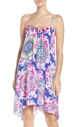 Lilly Pulitzerr Women's Pulitzer Embellished Silk Trapeze Dress