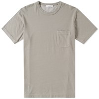 Nanamica French Terry Pocket Tee Neutrals