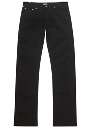 Citizens Of Humanity Core Black Brushed Twill Chinos