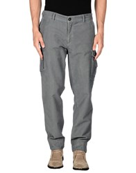 Aeronautica Militare Casual Pants Grey