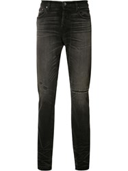 'My Baldwin' Jeans Black