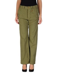 Sultan Casual Pants Military Green