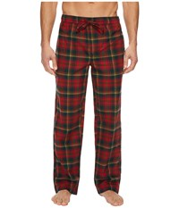 Life Is Good Classic Sleep Pants Americana Red Pajama