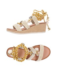 Gioseppo Sandals Ivory