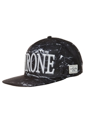 Cayler And Sons Throne Cap Black White Silver
