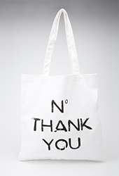 Forever 21 No Thank You Tote