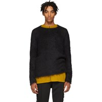 Alyx Black Mohair Briar Sweater