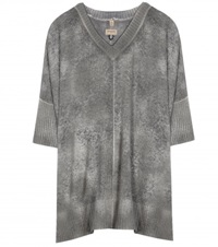 True Religion Wool And Cashmere Blend Sweater Grey