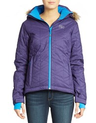 Helly Hansen Prime Jacket Purple