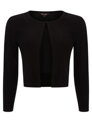Phase Eight Calleigh Cropped Cardigan Black