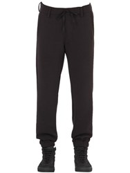 Numero 00 Cotton And Viscose Jersey Pants