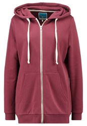Twintip Tracksuit Top Dark Red