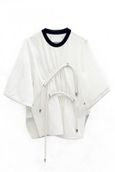 Jamie Wei Huang Esther Contrast Sleeve Jumper