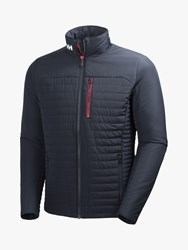 Helly Hansen Crew Insulator 'S Water Repellent Jacket Navy