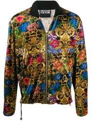 Versace Jeans Couture Baroque Print Track Jacket 60