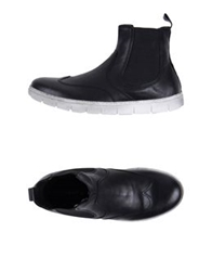 Cafe'noir Cafenoir High Top Sneakers Black