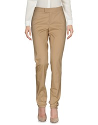 Red Valentino Redvalentino Casual Pants Camel