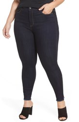 Rebel Wilson X Angels Plus Size Women's The Icon High Rise Super Skinny Jeans Bel Air