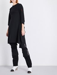 Y Project Oversized Cotton Jersey T Shirt Black