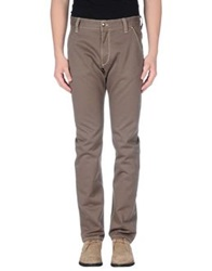 Heavy Project Denim Pants Light Brown