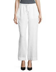 Tommy Bahama Two Palms Easy Linen Pants White