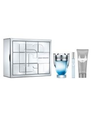 Paco Rabanne Invictus Aqua Father's Day Three Piece Gift Set No Color
