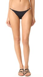 L Space Sweet And Chic Redondo Bottoms Black