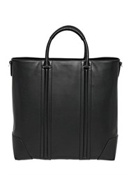 Givenchy Lc Smooth Leather Tote Bag