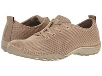 Skechers Breathe Easy Serendipity Taupe Women's Shoes