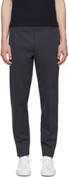 Stephan Schneider Navy Alive Trousers