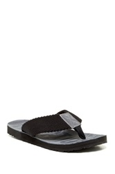 Kenneth Cole Reaction Gold Coast Sandal Black