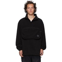 Mcq By Alexander Mcqueen Black Rave Sweatshirt