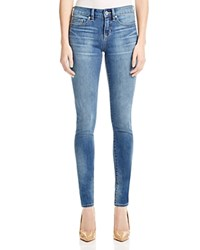 Yummie Tummie Yummie By Heather Thomson Faded Skinny Jeans In Blasted