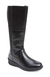 Women's Aravon 'Lillian' Waterproof Tall Boot 1 1 2' Heel