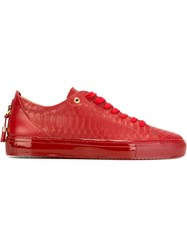 Android Homme 'Alfa' Sneakers Red