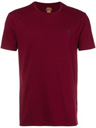 Polo Ralph Lauren Chest Logo T Shirt Red
