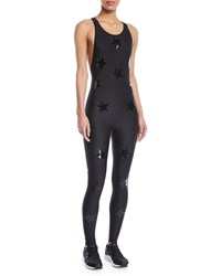 Ultracor Motion Lux Knockout Print Unitard Black Pattern