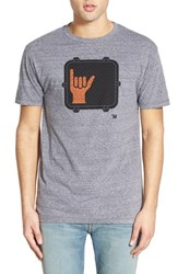 Men's Ames Bros. 'Hang Loose' Graphic T Shirt