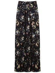Miss Selfridge Oasis Woodland Print Maxi Skirt Assorted