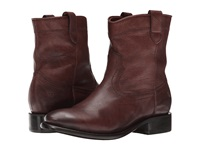 Trask Ada Dark Brown American Steer Women's Boots