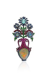 Lydia Courteille Opal Vase Ring Multi