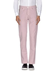 Jomud Collection Barba Napoli Trousers Casual Trousers Men Pastel Pink