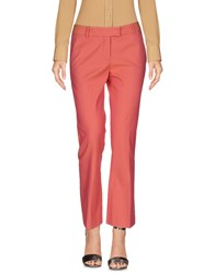 New York Industrie Casual Pants Coral