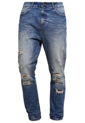 Your Turn Jeans Tapered Fit Dark Blue