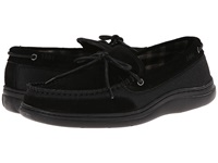 L.B. Evans Langford Black Men's Slippers