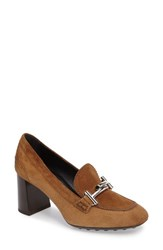 Tod's Women's 'Double T' Loafer Pump