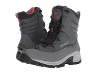 Columbia Bugaboot Iii Graphite Red Canyon Cold Weather Boots Gray